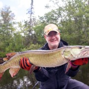 UP Muskie Fly Fishing