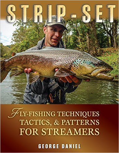 Book review strip set fly fishing techniques tactics for Trout fishing techniques
