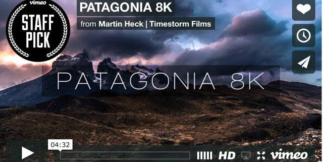 Patagonia video