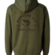 heather green sweatshirt